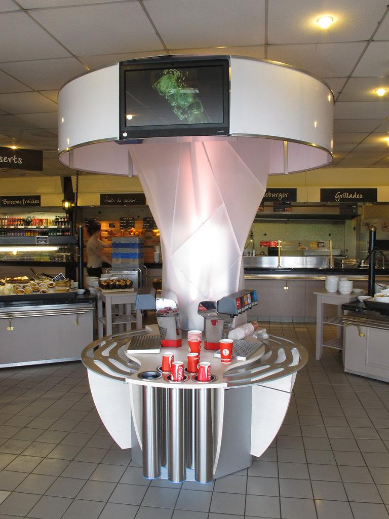 Fontaine à Boisson Coca-Cola